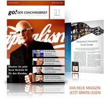 go! Der Coachingbrief als E-Zine