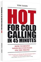 "Buchcover ""Hot for Cold Calling in 45 Minutes"""