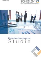 Cover der Studie Kompetenzmanagement 2013