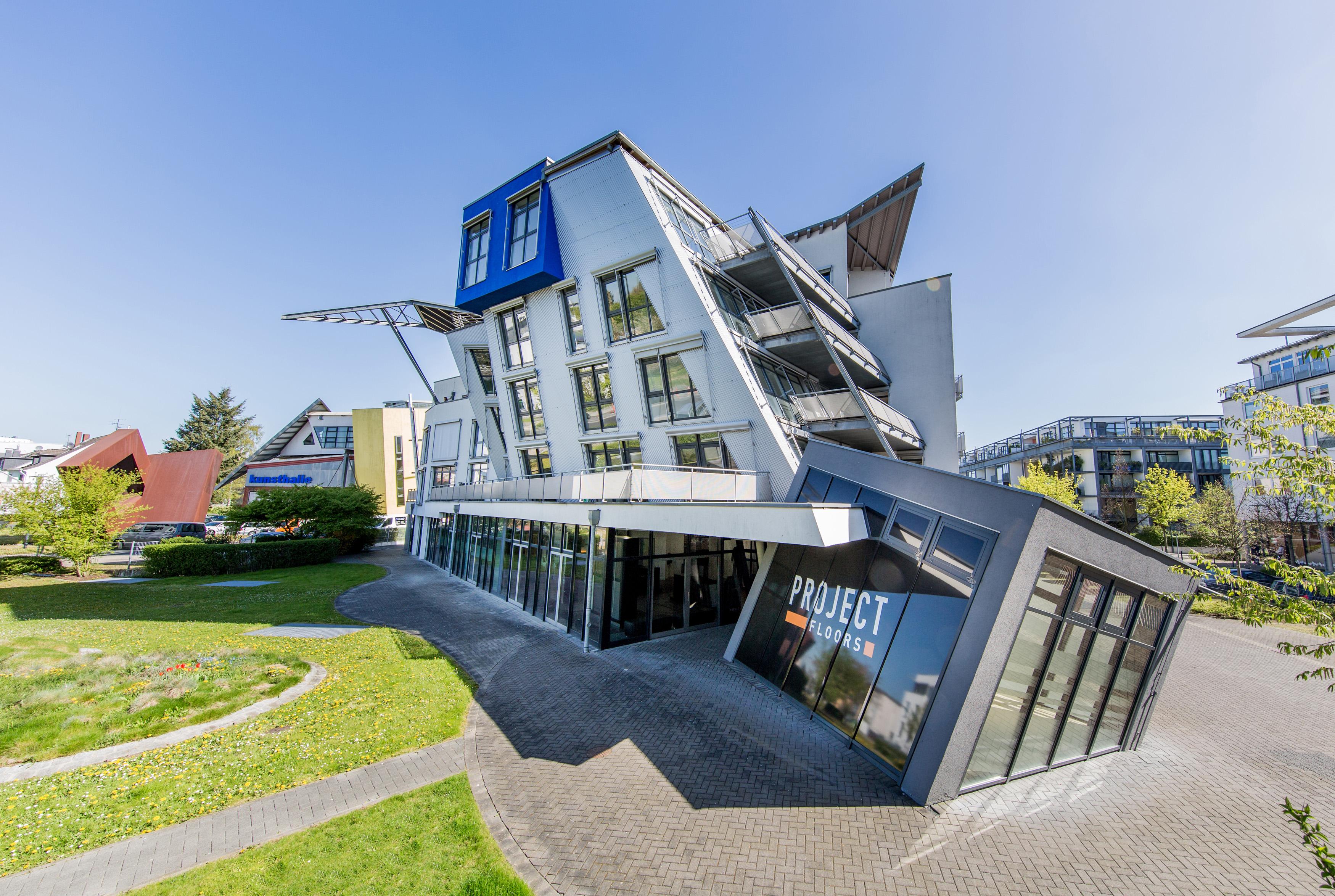 30 jahre leidenschaft f r architektur und raum - Dekonstruktivismus architektur ...