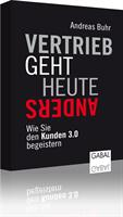 "Buch-Cover ""Vertrieb geht heute anders"""