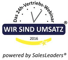Logo #WSU16 powered by SalesLeaders